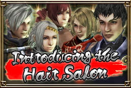 Introducing Hair Salon